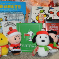 Celebrate the Holidays with The Peanuts Gang- Giveaway