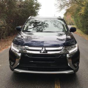Holiday Time in the 2018 Mitsubishi Outlander SEL