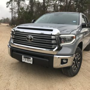 Built with Texas Heart and Toughness- 2018 Toyota Tundra TRD