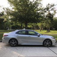 Updating the Look- 2018 Toyota Camry SE