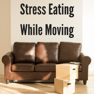 How to Beat Stress Eating While Moving