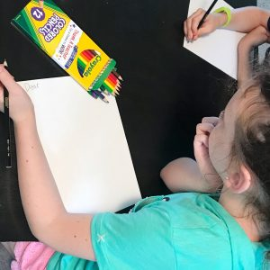 Crayola- Thank a Teacher