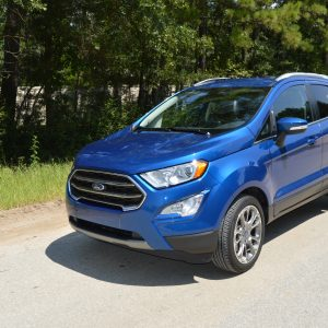 2018 Ford EcoSport- Compact Economy