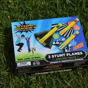 Stomp Rocket- Outdoor Fun that Soars