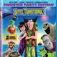 Hotel Transylvania 3- Now on Blu-Ray/DVD/Digital