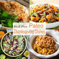 Must Have Paleo Thanksgiving Dishes