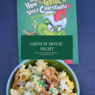 Get Grinchy- Grinch Movie Night