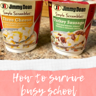 How to Survive Busy School Mornings