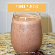 Amore Almond Frozen Smoothie Recipe