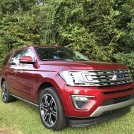 Family Vehicle Upgraded- 2019 Ford Expedition Limited