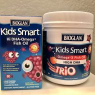 Fish Oil for Kids- Get Kids Smart