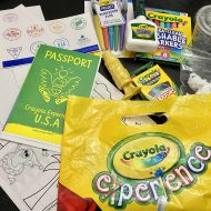 Boredom Buster: Bring the Crayola Experience Home